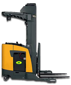 lift truck forklift with battery