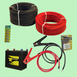 battery & charger parts and accessories